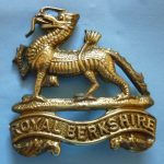 BRITISH BADGES INFANTRY